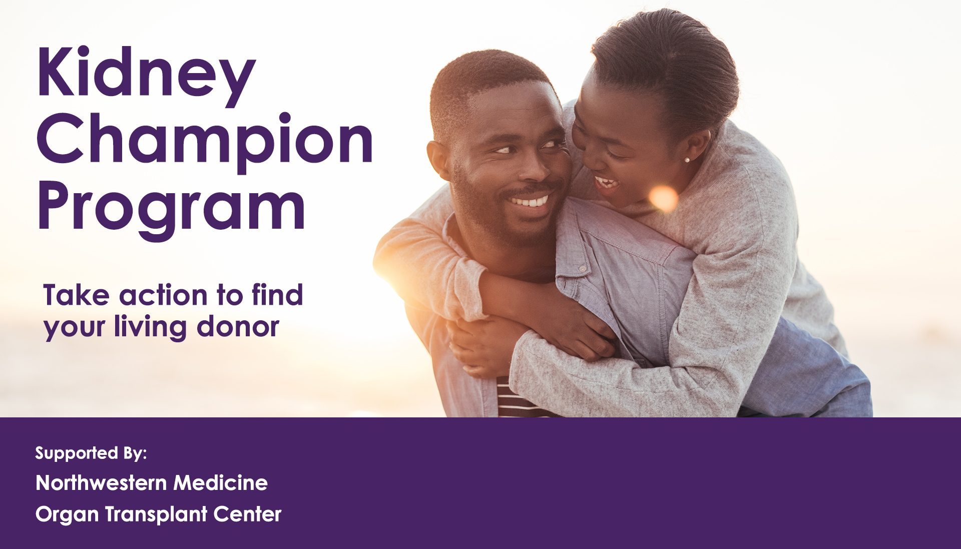 Kidney Champion Program